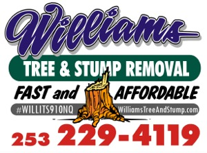 Williams Tree and Stump Removal - Tacoma, WA
